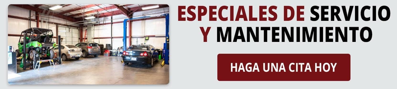 specials service banner
