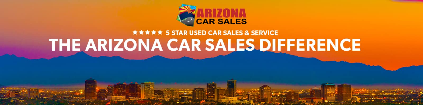 Arizona Car Sales Difference