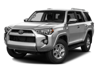 2016 4Runner Toyota Research
