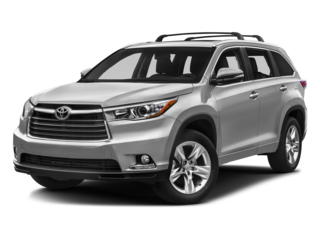 2016 Highlander Toyota Research