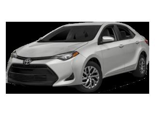 2017 Corolla Toyota Research