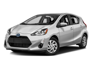 2016 Prius C Toyota Research