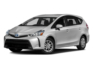 2016 Prius V Toyota Research