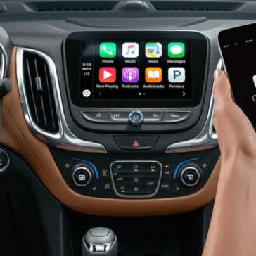 2018 Chevy Equinox apple carplay