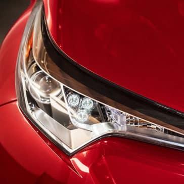 toyota chr Toyota C-HR XLE Headlight