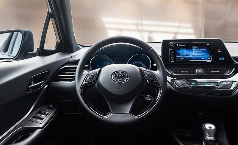 toyota chr Toyota C-HR XLE Premium Black Interior