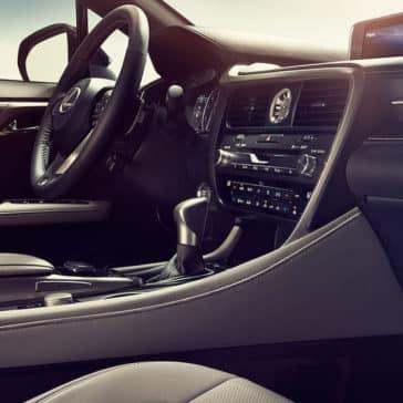 2020 Lexus RX 350 Interior Dashboard 350 rx lexus