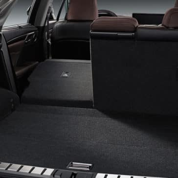 2017 Lexus RX Seating and Cargo