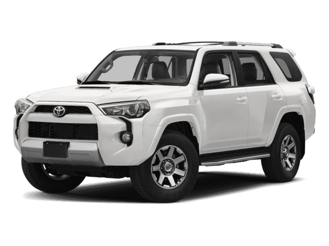 2018 4Runner Toyota Research
