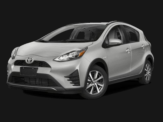 2018 Prius C Toyota Research