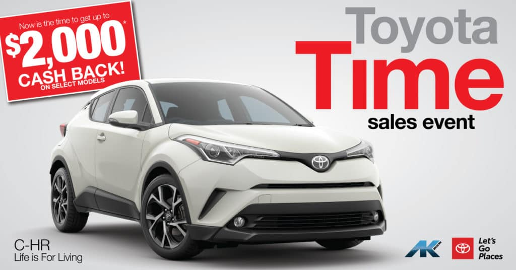 Toyota Time - C-HR
