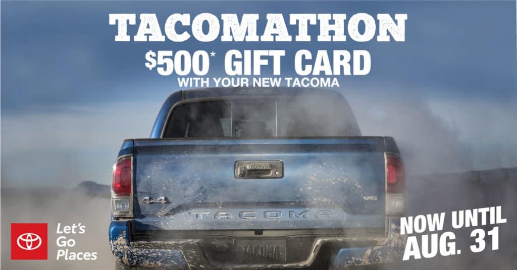 Tacomathon