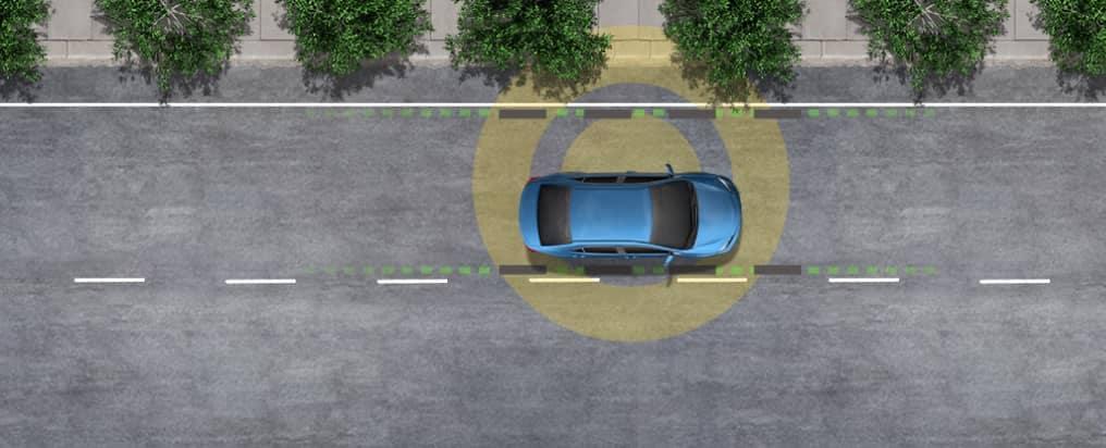 lane departure assistance