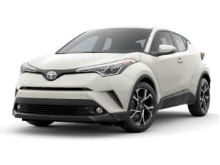 2018 C-HR Toyota Models Research