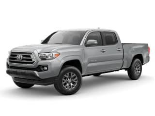 2016 Tacoma Toyota Research