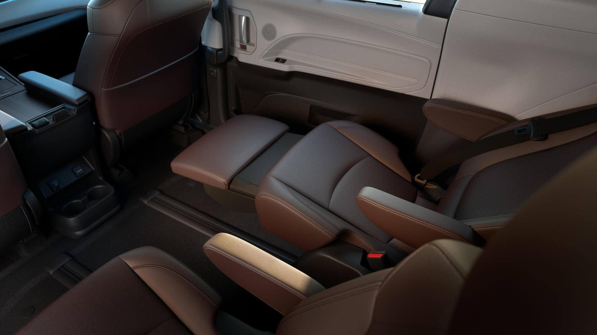 premium leather interior