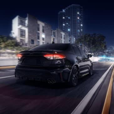 Corolla SE Nightshade edition