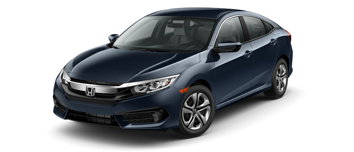 Honda Civic Lease Special