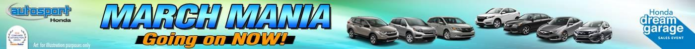 Honda Leases Dream Garage Sales Event_slide