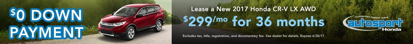 Honda Lease Offers