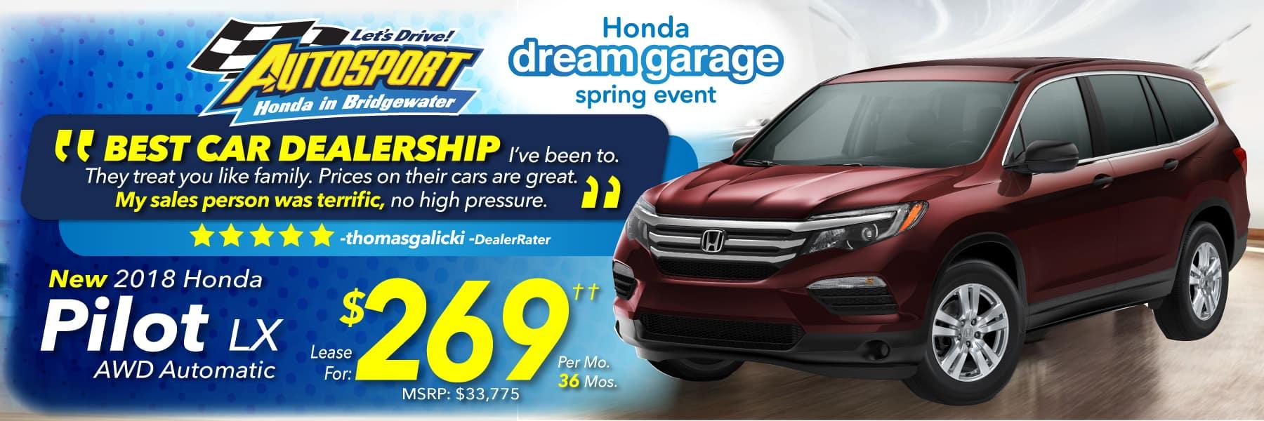 Autosport Honda Coupons