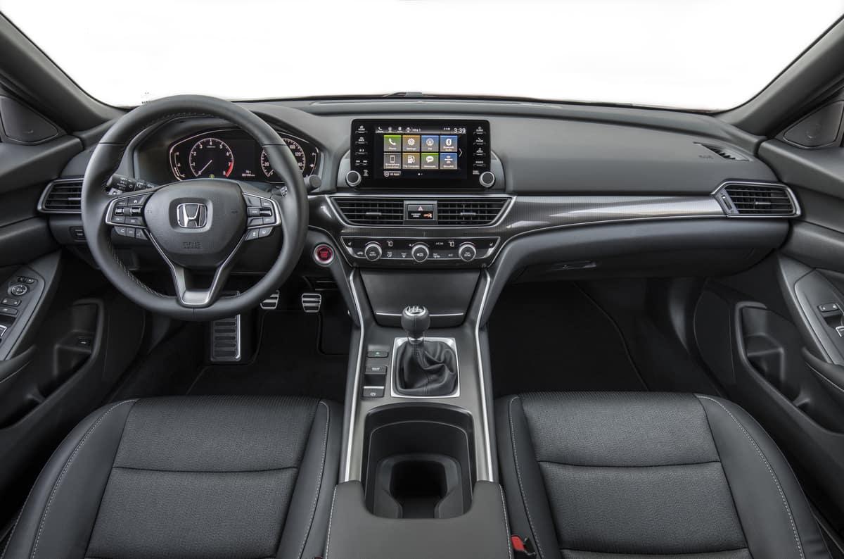 Edison 2018 Honda Accord