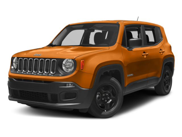 2016 Jeep Renegade FWD Sport