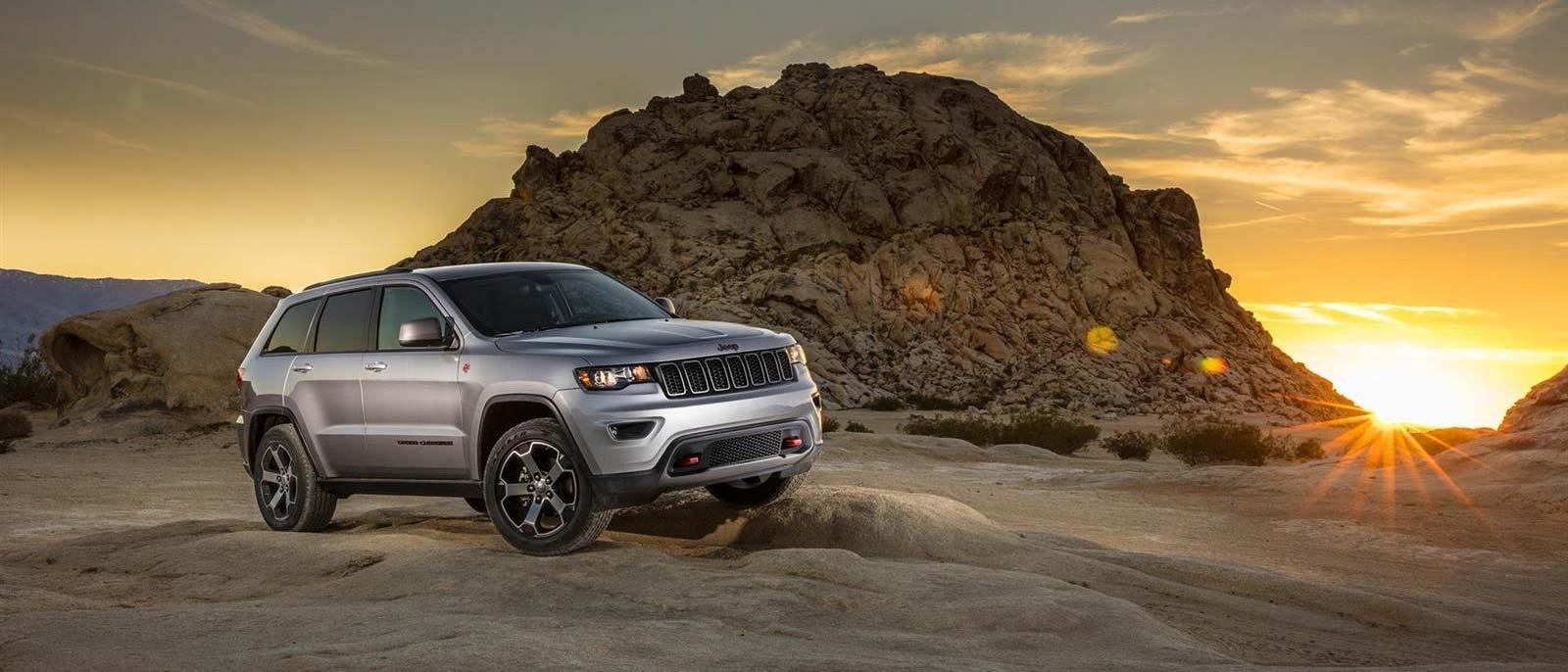 2017 Jeep Grand Cherokee 1