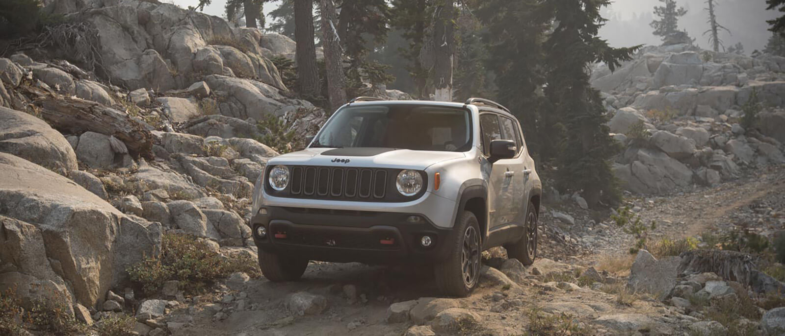 2016 Jeep Renegade Offroad
