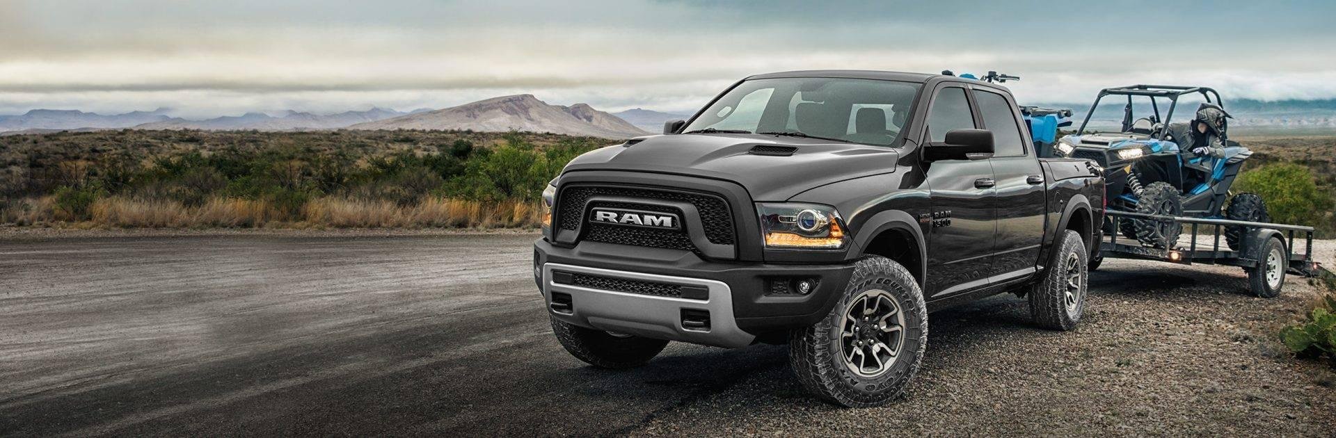 Ram 1500 Towing Capacity >> 5 Things To Know About Your Ram S Towing Capacity Best Cdjr