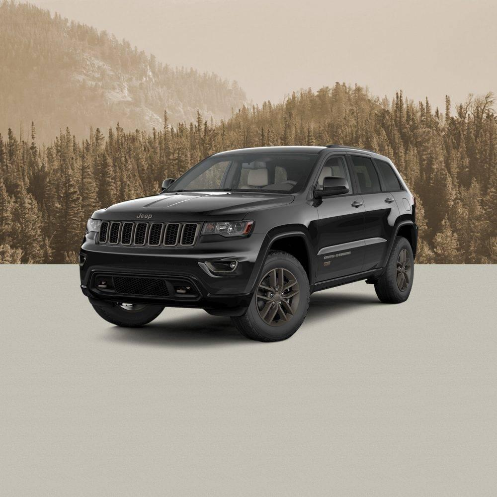 Grand Cherokee Trim Levels Explained