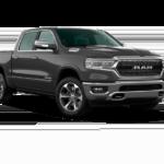 Silver 2020 RAM 1500