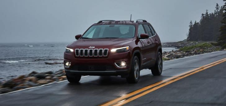 2021 Jeep Cherokee Near Me