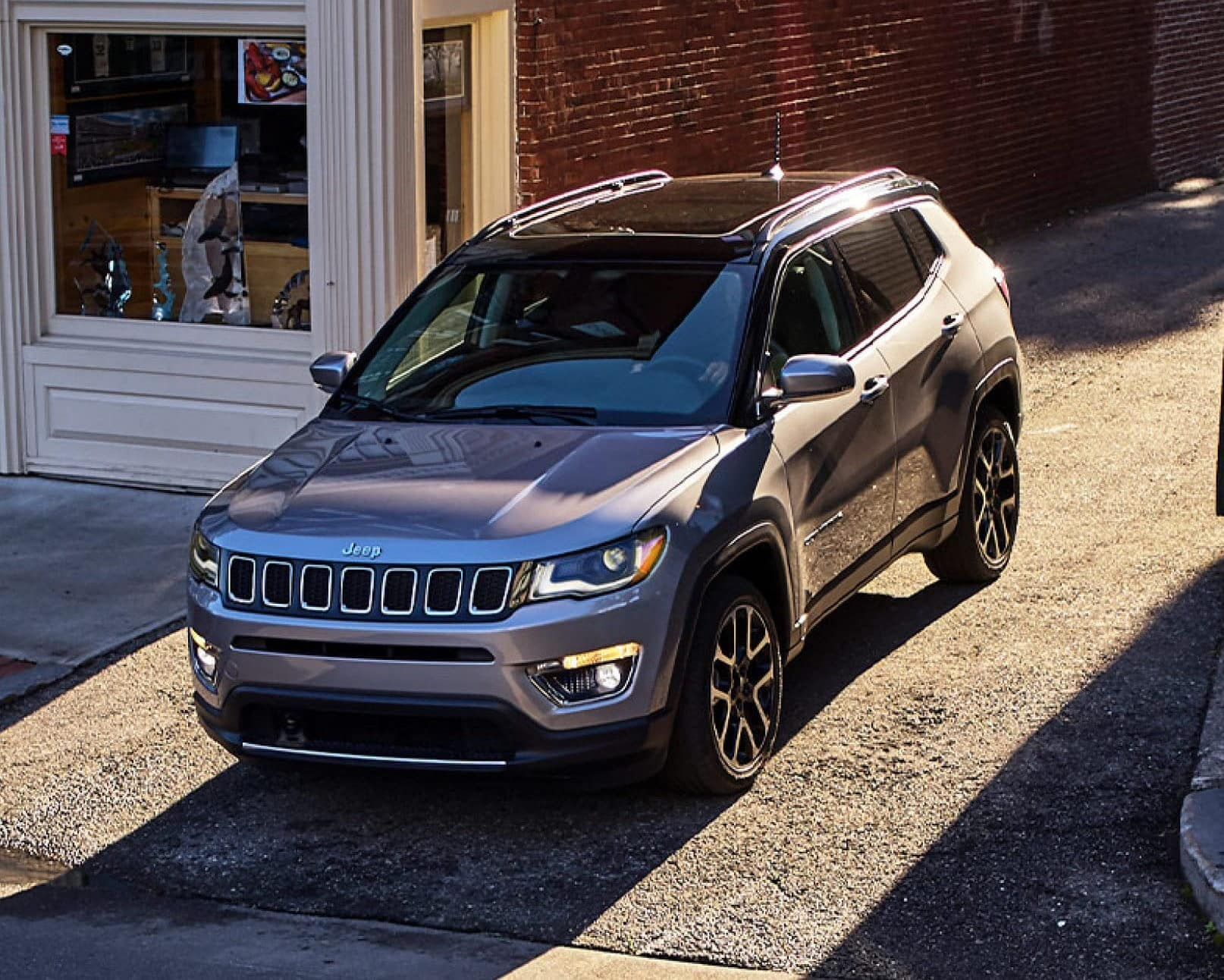 2021 Jeep Compass Near Me