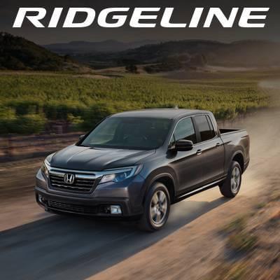 2019 Honda Ridgeline Special APR