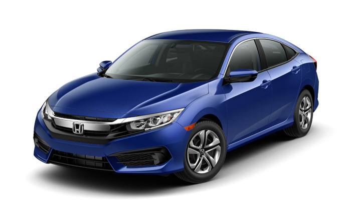 2017 Honda Civic LX Automatic Sedan