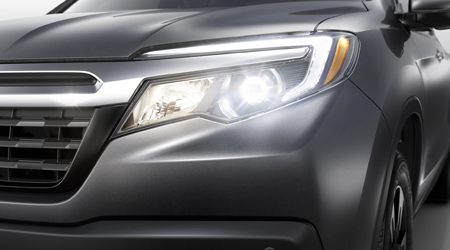 2018 Hodna Ridgeline LED Lights