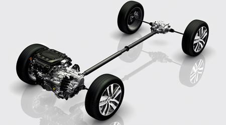 2018 Honda Pilot i-VTM4 AWD Systems