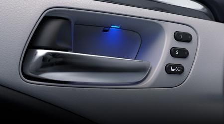 2019 Honda Ridgeline Memory Seats