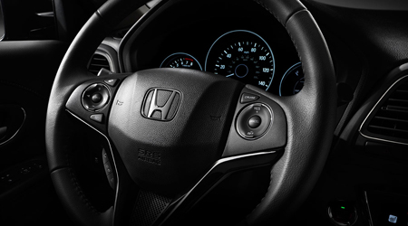 2018 Honda HR-V Steering Wheel-Mounted Controls