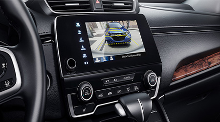 2019 Honda CR-V Multi-Angle Rearview Camera