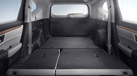 2019 Honda CR-V Fold-Flat 60/40 Split Rear Seats