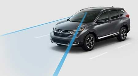 2019 Honda CR-V with HondaSensing