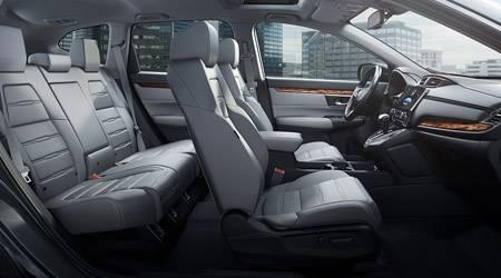 2019 Honda CR-V Leather Trimmed Interior