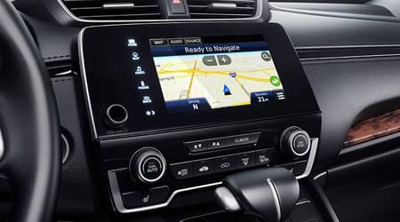 2019 Honda CR-V Satellite-Linked Navigation System