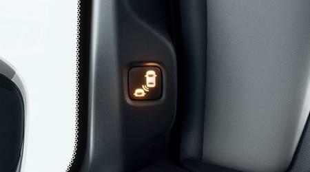 2019 Honda odyssey blind spot information system