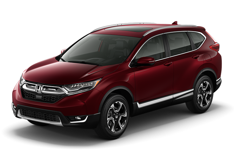 2019 Honda CR-V Basque Red Pearl II
