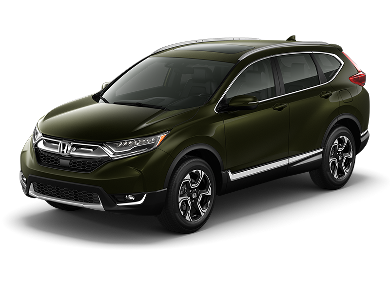 2017 Honda CR-V Dark Olive Metallic