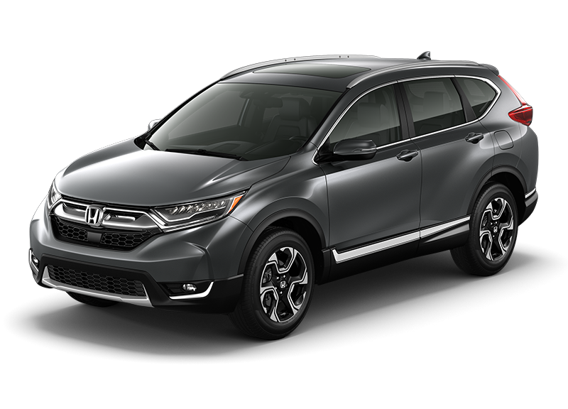 2017 Honda CR-V Gunmetal Metallic