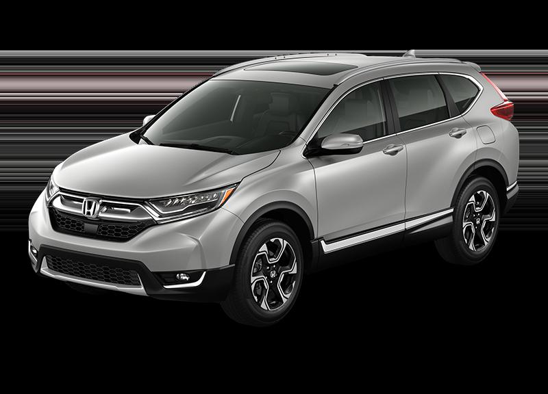 2017 Honda CR-V Lunar Silver Metallic